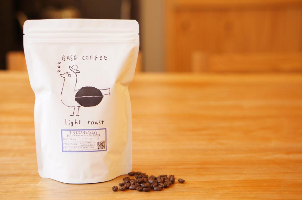 インドネシアコーヒー豆