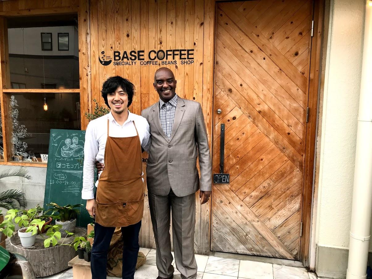 ルワンダ フイエマウンテンコーヒー BASE COFFEE
