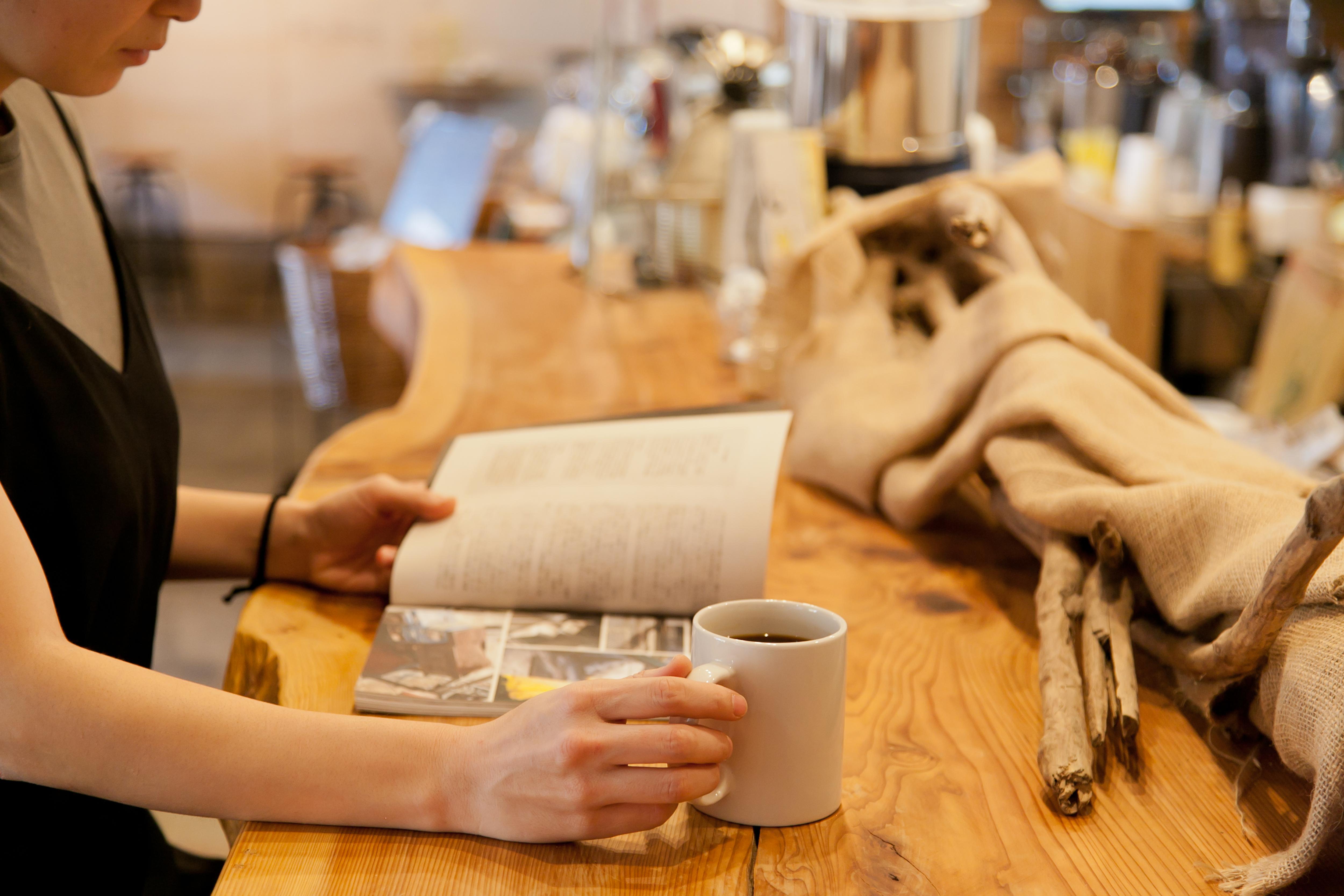 コーヒーの本