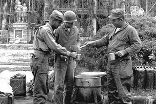 第二次世界大戦コーヒー