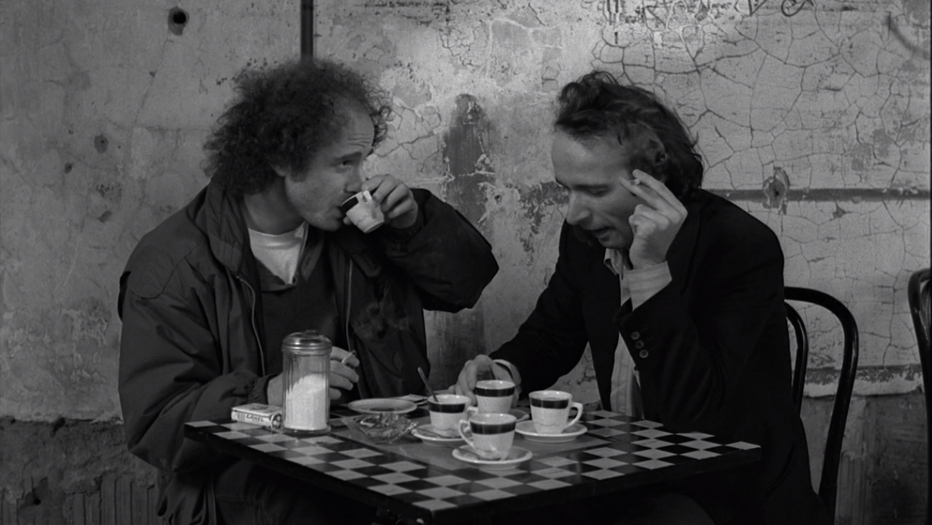 コーヒー&シガレッツ1
