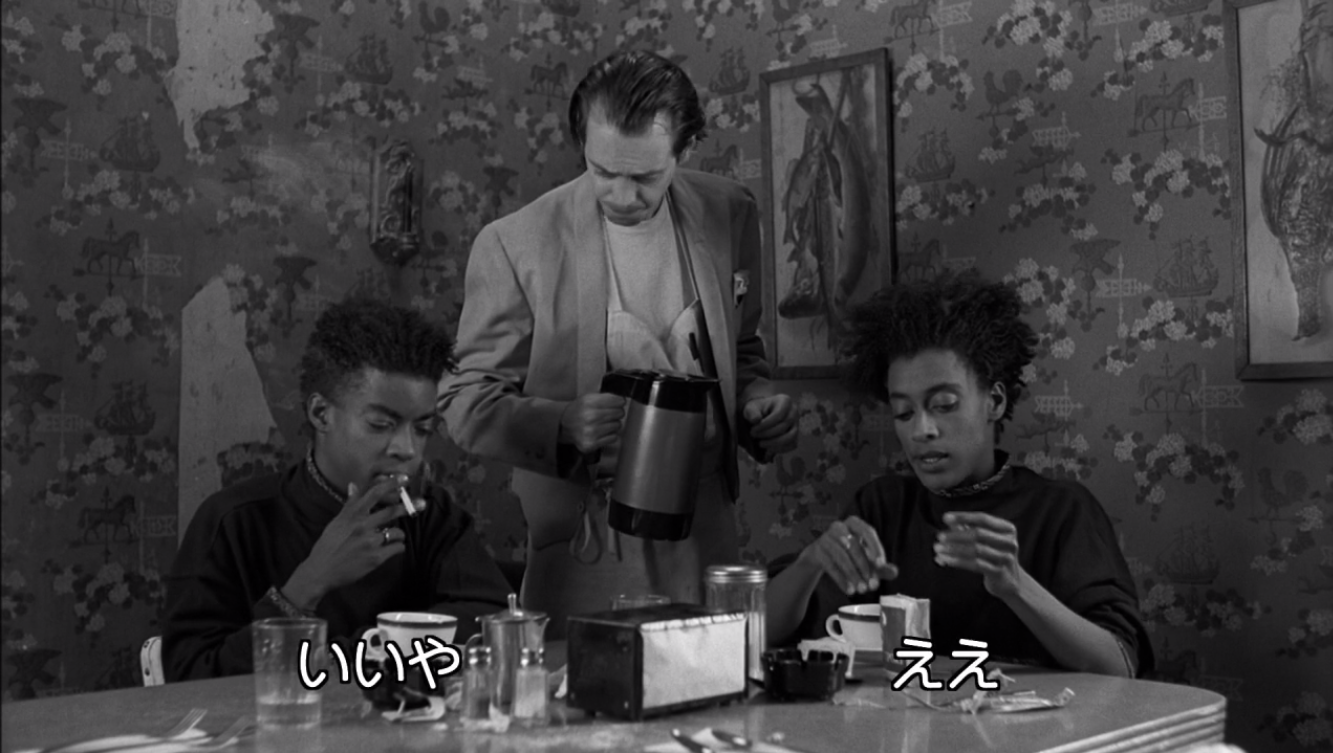 コーヒー&シガレッツ2