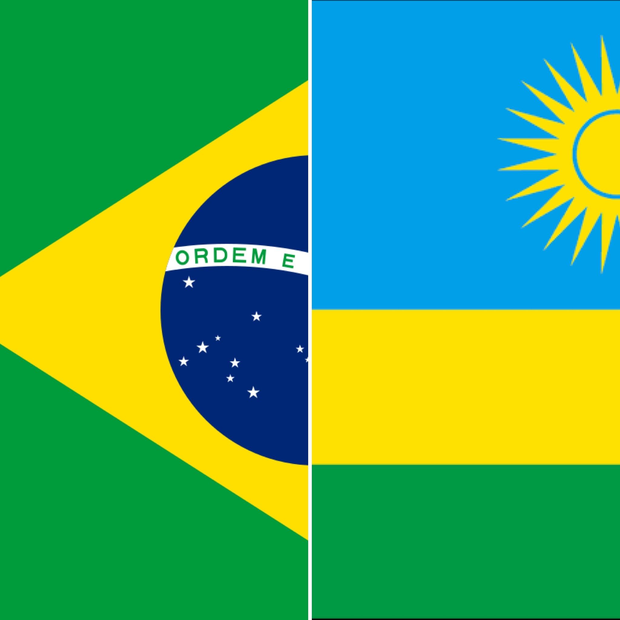 ルワンダ×ブラジル
