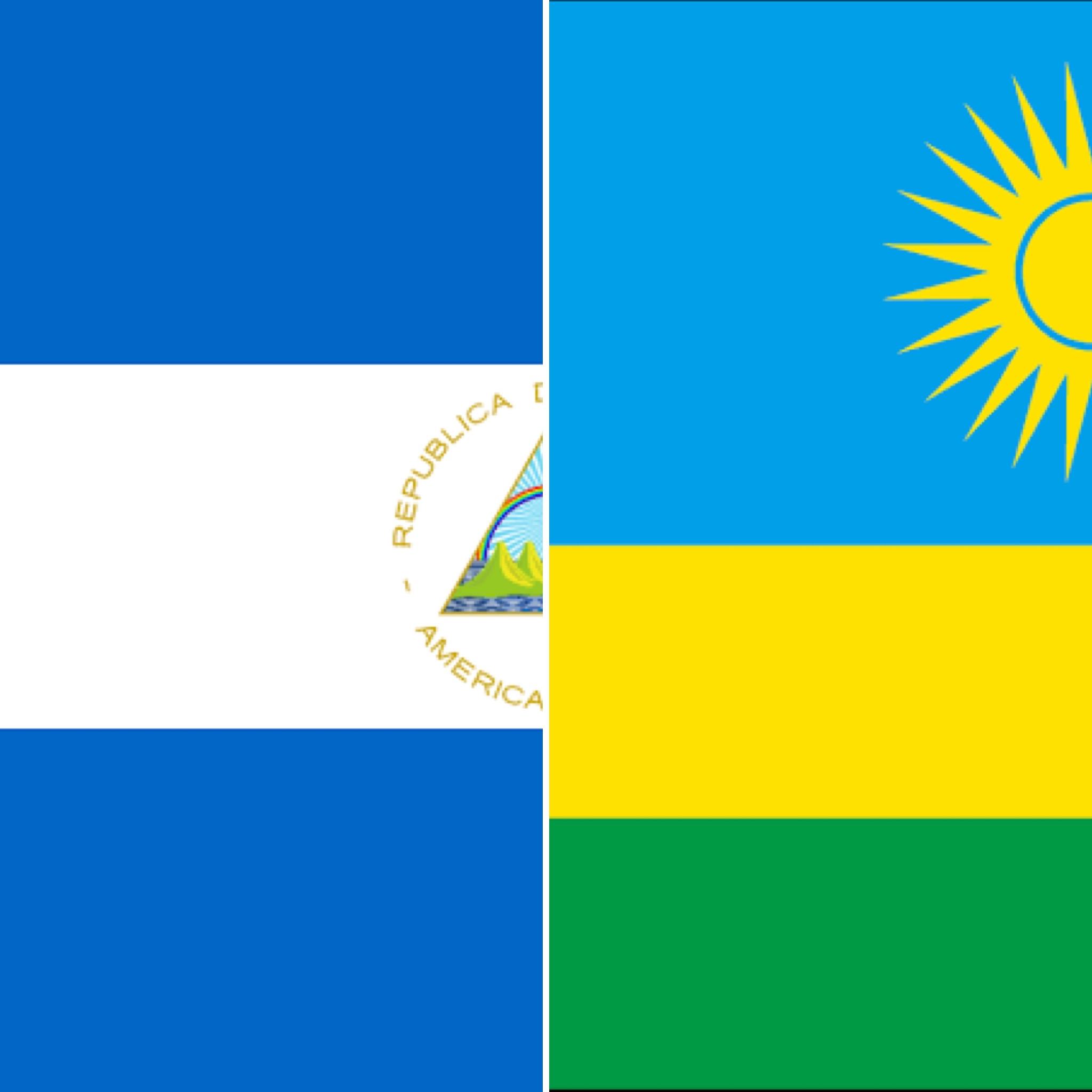 ルワンダ×ニカラグア