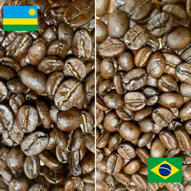ルワンダ&Brazil
